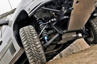 Skid Plates Provide The Ultimate In Off-Road Protection