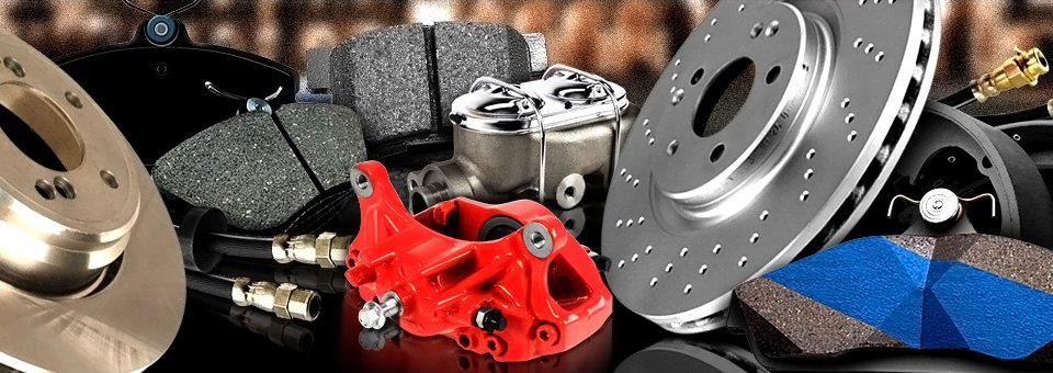 Replacement Brake Components Gallery