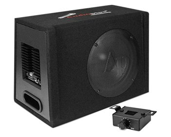 "Audiopipe 12"" AP-XB Series Ported Powered Subwoofer Enclosure"