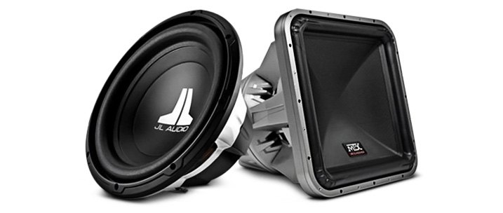 Subwoofers Power Capacity