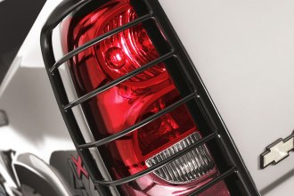 Tail Light Guards: Good-Looking Protection For The Back End Too