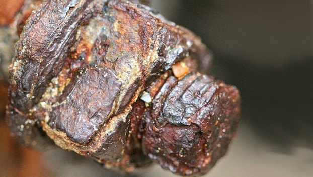 Rusted Nut Bolt