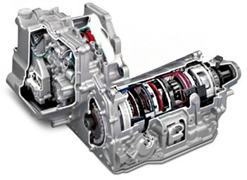 A Typical Transaxle Designed For a Front-Engine