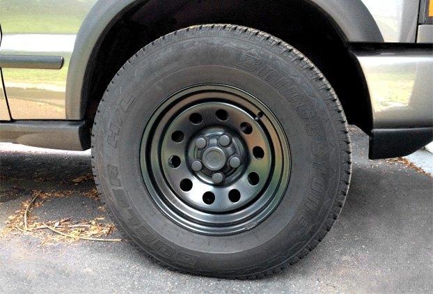 Understanding Off Road Tire Size Measurements