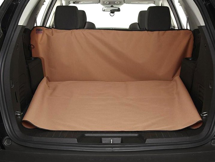 Covercraft Universal-Fit Cargo Area Liner Installed