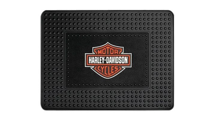 Plasticolor Cargo Mat With Harley-Davidson Logo