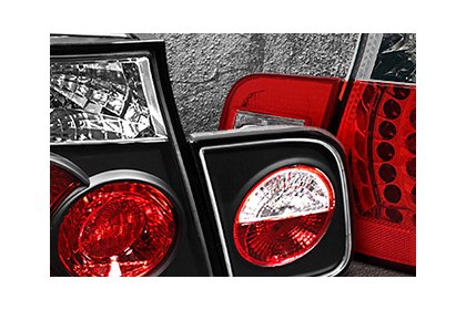 What Are The Differences Between Euro And LED Tail Lights?