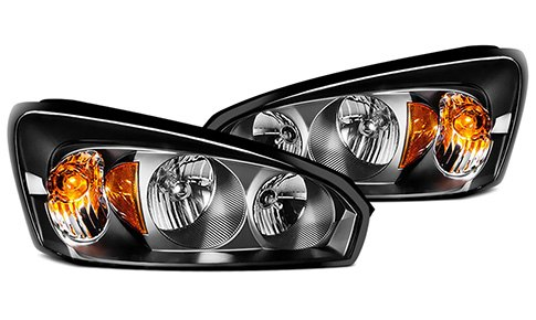 Most Modern Euro Headlight Design