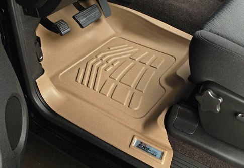 Custom Fitted Typical Floor Liner