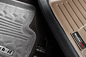 What Are Differences Between Floor Mats And Floor Liners?