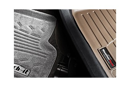 What Are The Differences Between Floor Mats And Floor Liners?