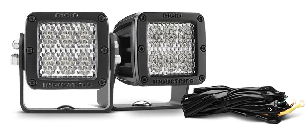 Rigid D-Series LED Lights