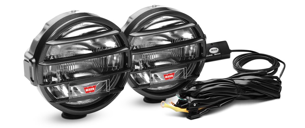 Warn Dual Beam Light Kit