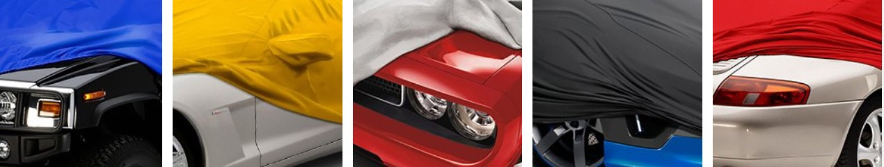 Variety Of Outdoor Car Covers