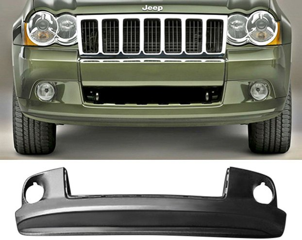 What is a Bumper Valance?