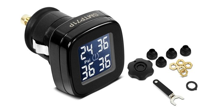 Omega R&D Excalibur Tire Pressure Monitoring System