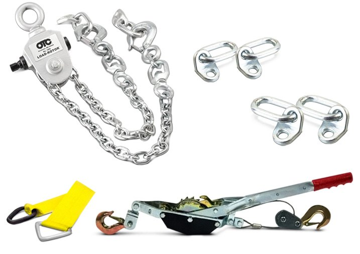 Hoisting Equipment Components