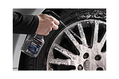 Cleaning and Protecting Your Wheels