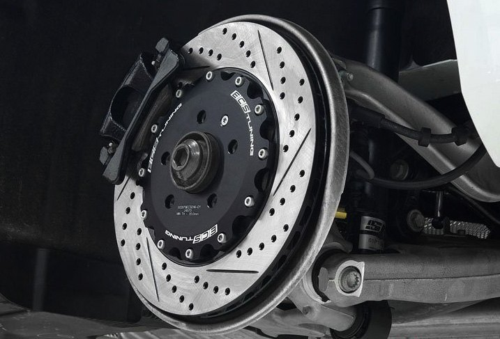 Lightweight 2-Piece Brake Rotors