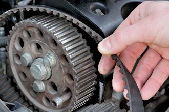 When Is It Time To Replace My Engine Timing Belt?