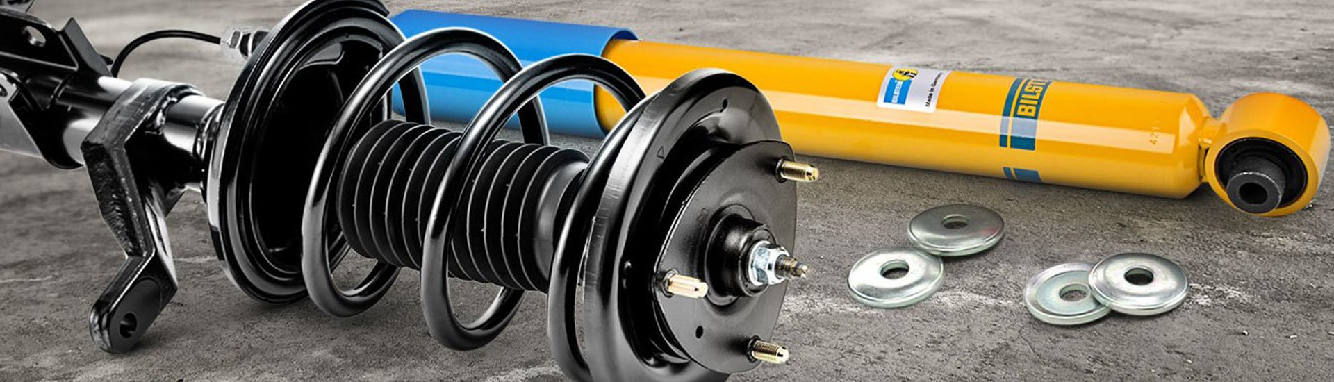Replacement Twin Shock Absorbers