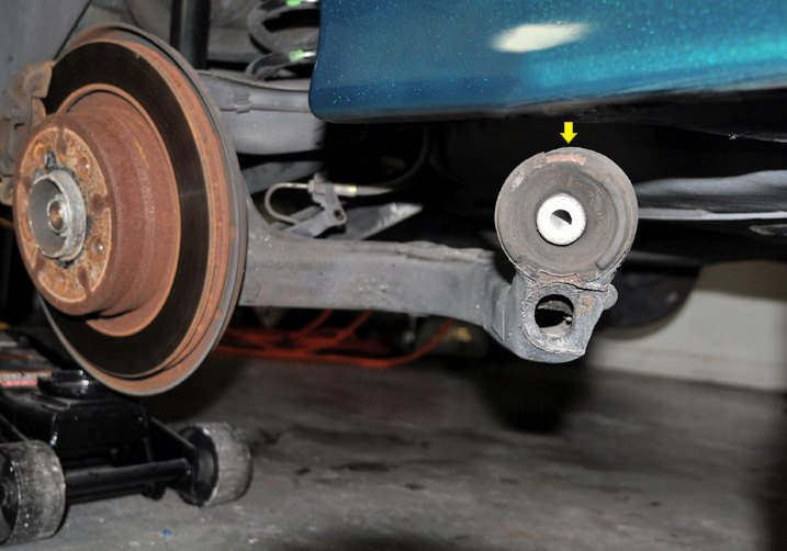 Trailing Arm Bushings