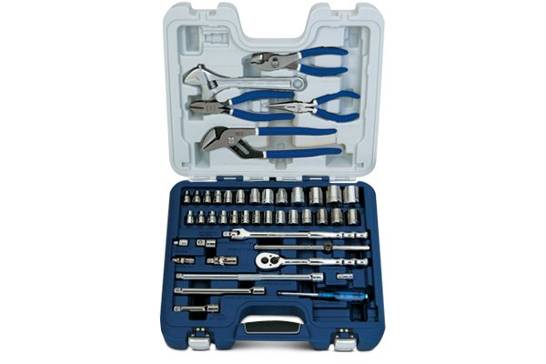 Williams Tools 58-piece Socket, Screwdriver, and Pliers Set