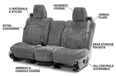 Snuggleplush Custom Seat Covers By Coverking