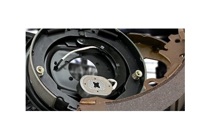 Your Trailer Will Stop Straight & True With Replacement Brakes