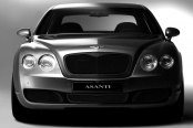 Asanti® - Mesh Bodystyling Grille Kit, Black
