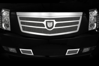 Asanti® - Classic Mesh Bodystyling Grille Kit, Chrome