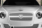 Image may not reflect your exact vehicle! Asanti® - Verona Mesh Bodystyling Grille Kit, Chrome