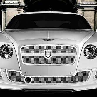 Image may not reflect your exact vehicle! ASANTI® - Verona Bodystyling Grille Kit, Chrome