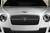 Image may not reflect your exact vehicle! Asanti® - Verona Mesh Bodystyling Grille Kit, Black