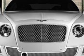 Image may not reflect your exact vehicle! Asanti® - Verona Mesh Bumper Grille, Chrome