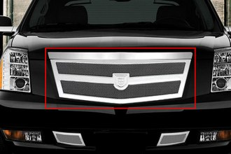 Asanti® - Verona Mesh Grille, Chrome - Regular