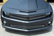 Asanti® - Carta Mesh Bodystyling Grille Kit, Black Frame / Chrome Mesh