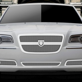 ASANTI® - Verona Bodystyling Grille Kit, Chrome