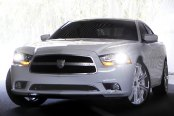 Image may not reflect your exact vehicle! Asanti® - Dodge Charger 2012 Verona Mesh Bodystyling Grille Kit