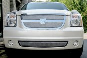 Asanti® - Verona Mesh Bodystyling Grille Kit, Chrome