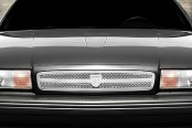 Asanti® - Mesh Bodystyling Grille Kit, Chrome
