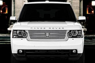 ASANTI® - Catalina Bodystyling Grille Kit, Chrome Accents / Chrome Mesh