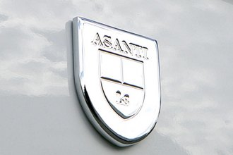 Asanti® - Chrome Badge