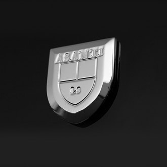 Asanti® - Badge, Chrome