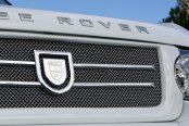 Image may not reflect your exact vehicle! Asanti® - Range Rover 2007 Catalina Mesh Bodystyling Grille Kit, Chrome