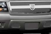Image may not reflect your exact vehicle! Asanti® - Chevy Tahoe 2007 Verona Mesh Bodystyling Grille Kit, Chrome