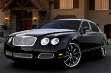 Asanti Grilles - Bentley