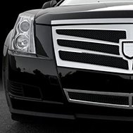 Asanti® - 'Classic' Bodystyling Grille Kit, Chrome Frame / Black Mesh