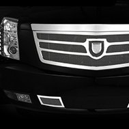 Asanti® - 'Classic' Bodystyling Grille Kit, Chrome
