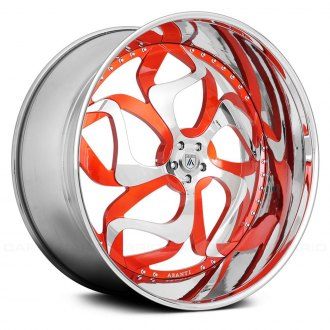 ASANTI® - AF808 2PC Custom Paint